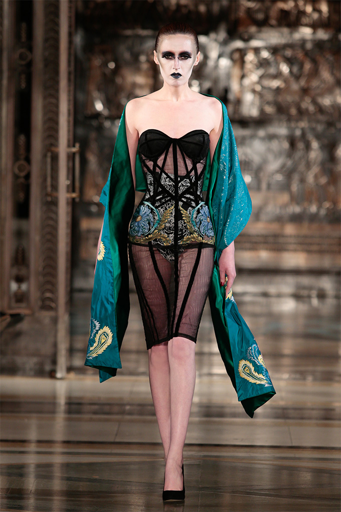 Candy Darling Haute Couture AW 2013
