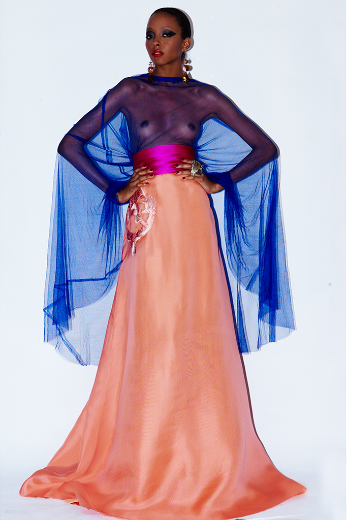 Paris Is Burning Haute Couture SS 2013