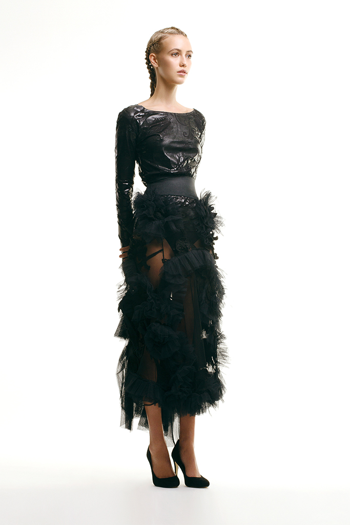 L'Or Noir Haute Couture AW 2014